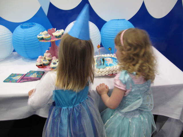 Frozen Theme Party For Children