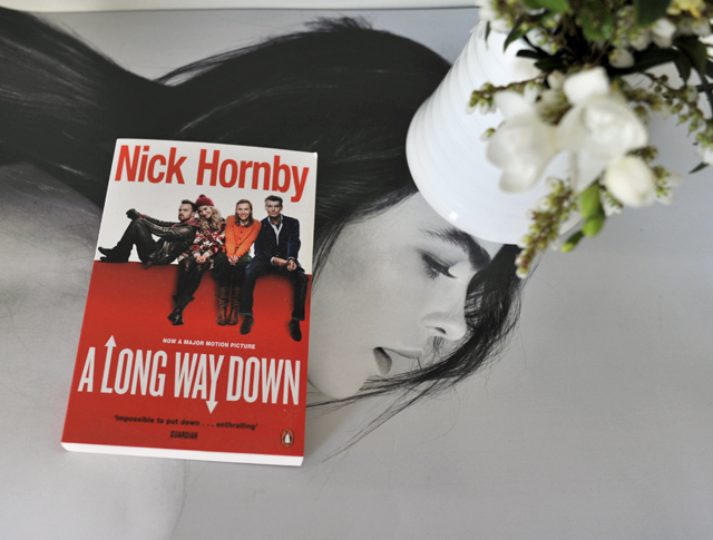 a long way down nick hornby essay