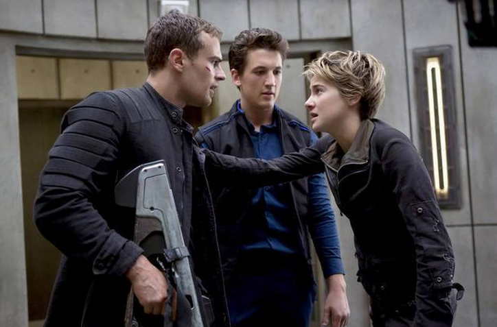 Film review: Insurgent