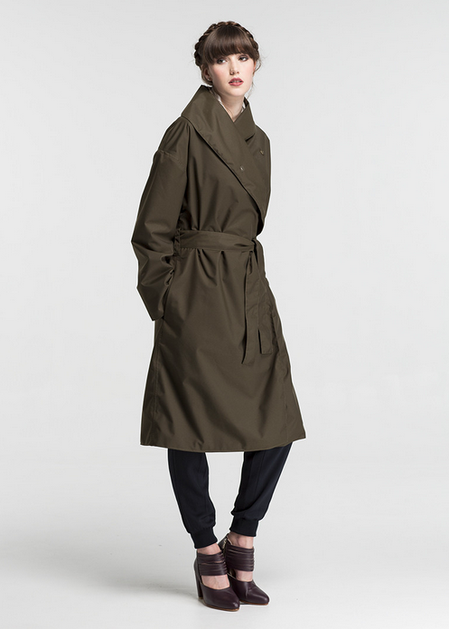 We love: Wellington rainwear label Okewa