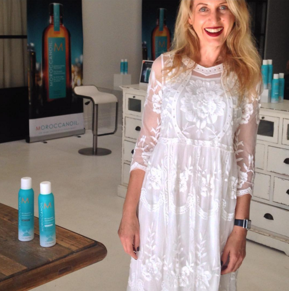 Moroccanoil beauty media launch