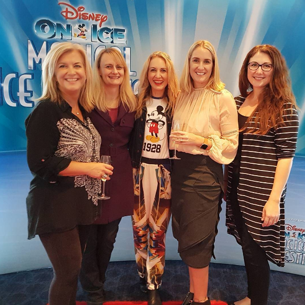 Here we are at Disney On Ice meet n greet at the Hilton hotel Auckland ahead of Disney On Ice NZ tour. @radiomum @wendywings @threadnz @thebestnest @happymumhappychild
