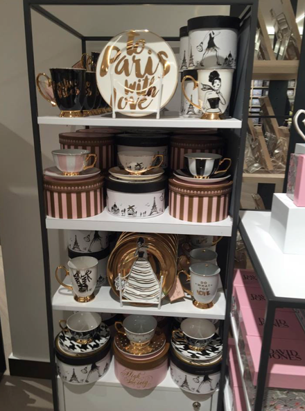 Kitchen and Homeware department
