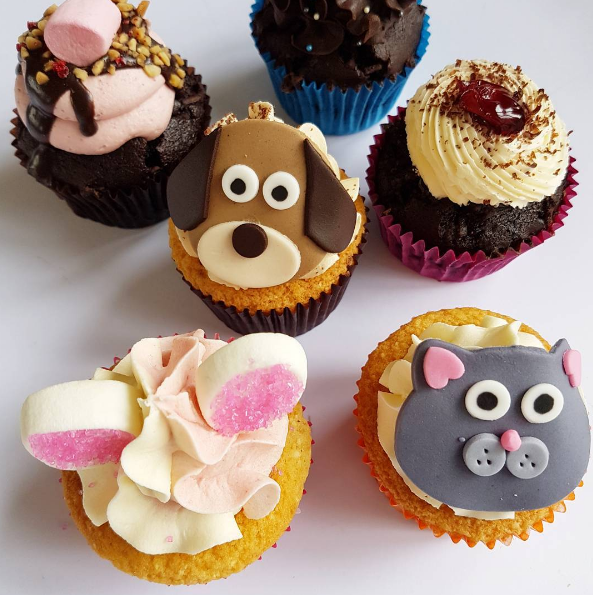 SPCA Cupcake Day annual fundraiser is Monday 15th August #spcacupcakeday