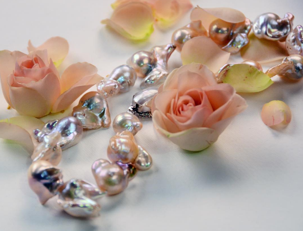 baroque freshwater pearls