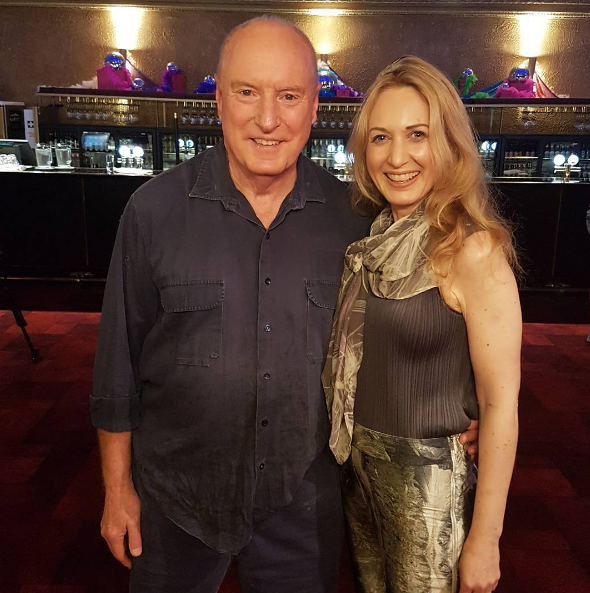 Ray Meagher (Alf in Home & Away) starring in Priscilla Queen of the Desert at Civic theatre
