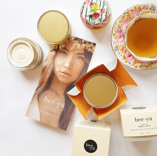 bee.yu luxury bee venom skincare