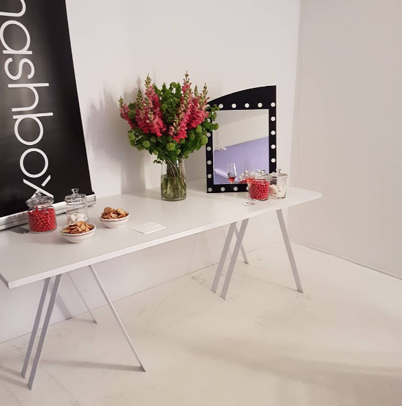 Launch for NZ beauty media of new Smashbox holiday
