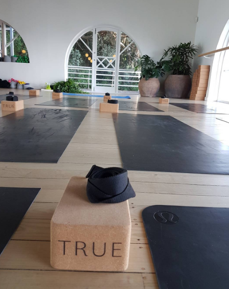 True food and Yoga room