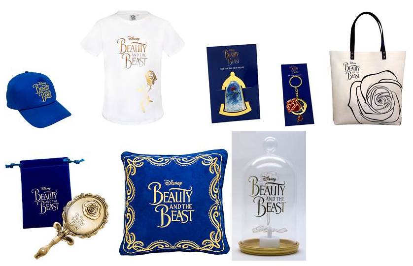 WIN incredible Disney Beauty and the Beast prize packs!