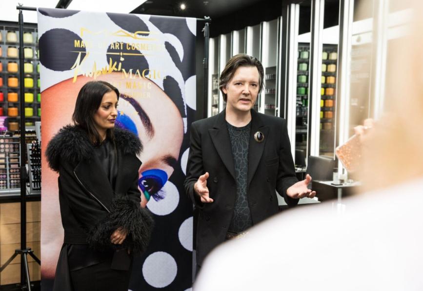The Magic of MAC Makeup Artist Kabuki in Auckland