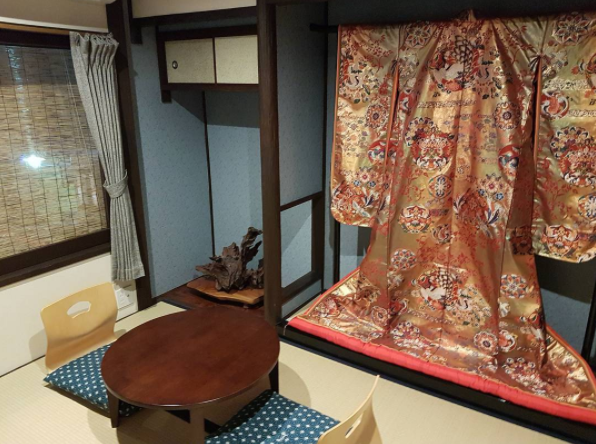 guesthouse in Kyoto