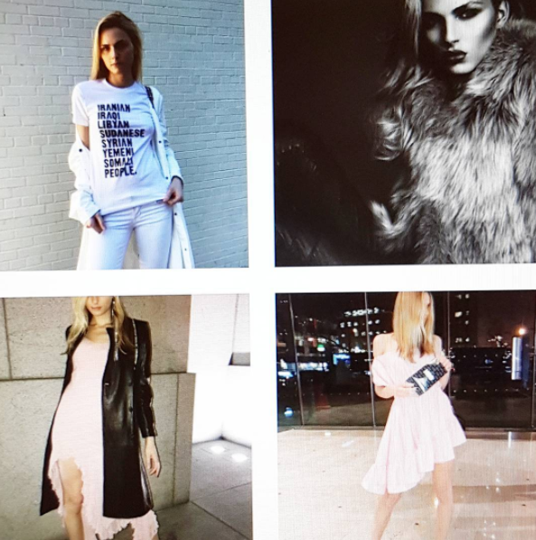 Andreja Pejic is coming for the @smithandcaugheys winter fashion show