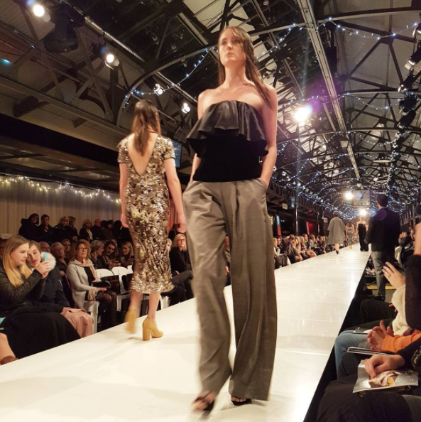 Hailwood glamour on the world's longest runway