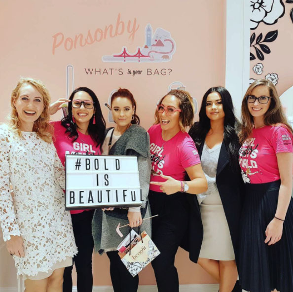 Benefit Cosmetics Ponsonby 1