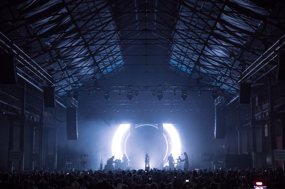 Goldfrapp, Carriageworks, 2 June 2017, Photography by Daniel Boud 4