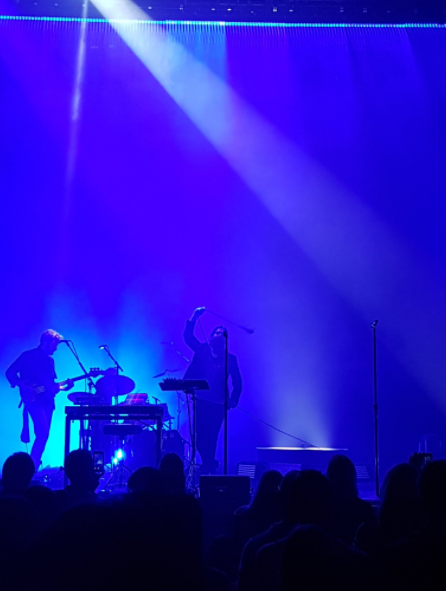 Nick Murphy FKA Chet Faker playing live inside Sydney Opera House