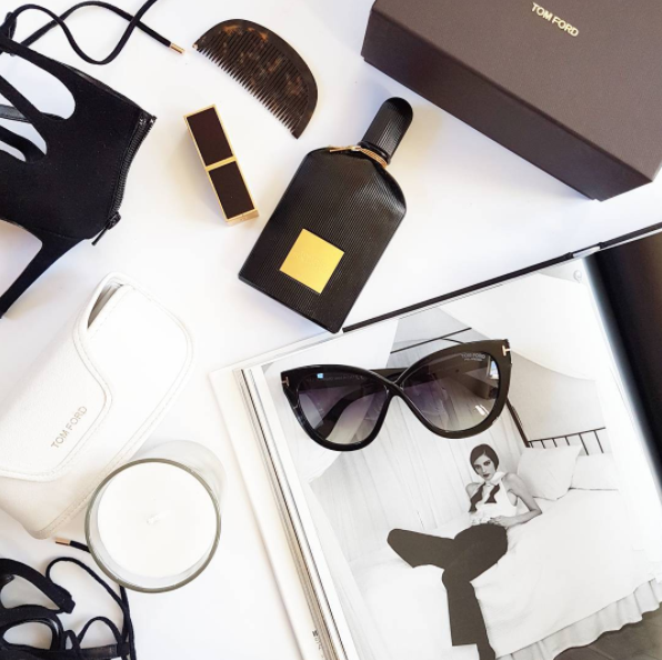 Outfit post: Tom Ford Eyewear from Smart Buy Glasses