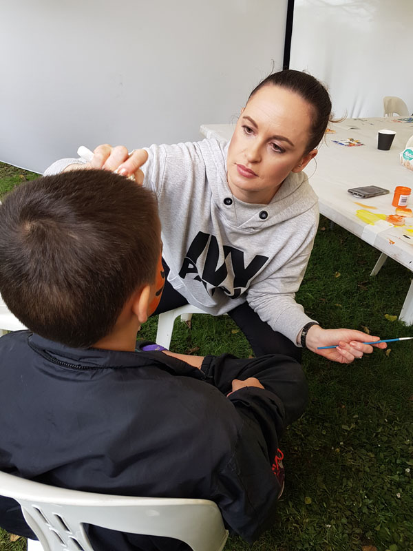 loreal-citizen-day-facepainting