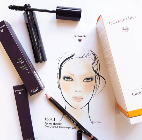 New for Spring, from Dr Hauschka