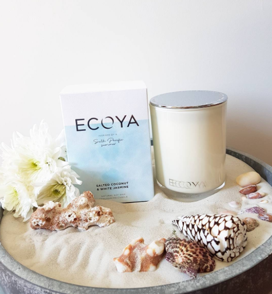 Ecoya has four new limited edition fragrances inspired by Australasian summer, including South Pacific Summer, with fragrance of salted coconut and white Jasmine.