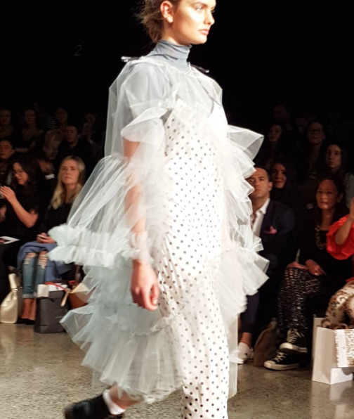 Amazing. Another highlight at Miromoda.