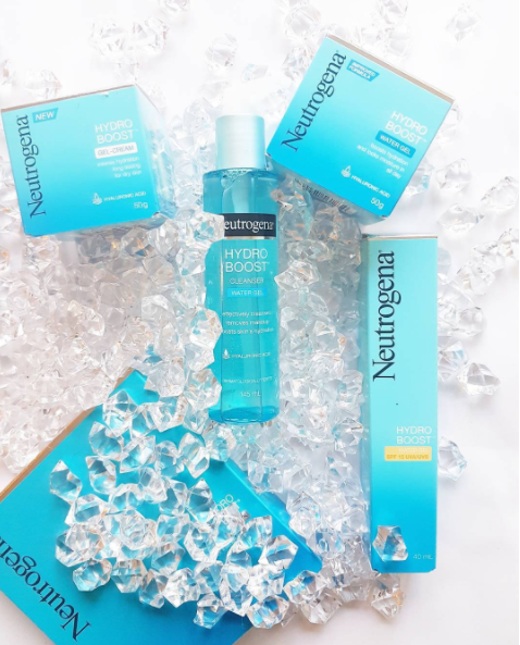 Neutrogena continues apace with hydrating skincare that works and feels amazing, with the release of its brand new Water Gel Cleanser