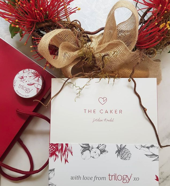 Yum I've always wanted to try one of Jordan Rondel The Caker's cake mixes; has anyone tried one? Thankyou Trilogy for the Everything Balm and Coconut Cake Mix.