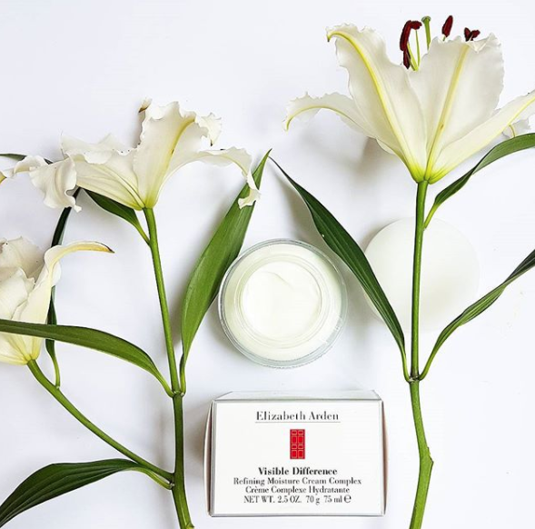 Back by popular demand! Visible Difference cream by Elizabeth Arden